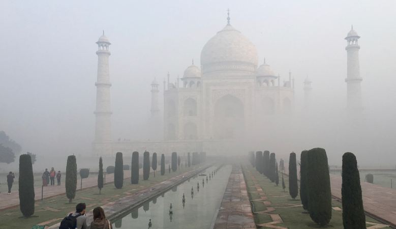 most polluted cities in world